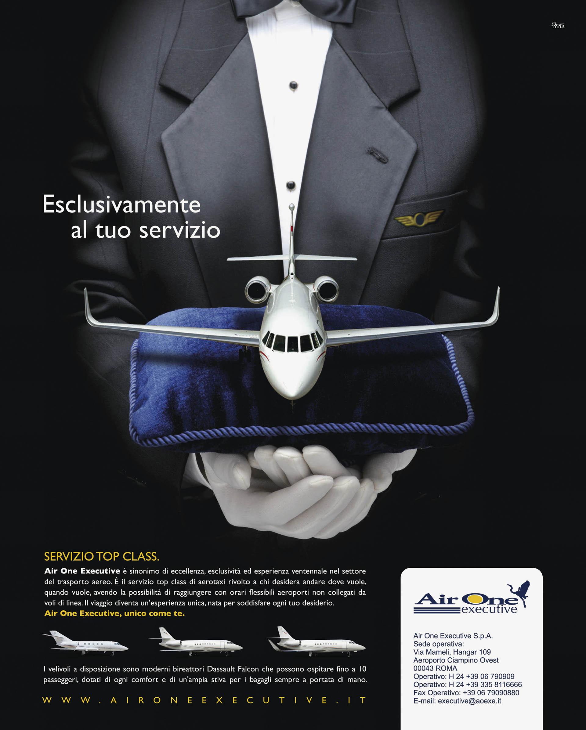 "Airone Executive, ADV ""Esclusivo"""