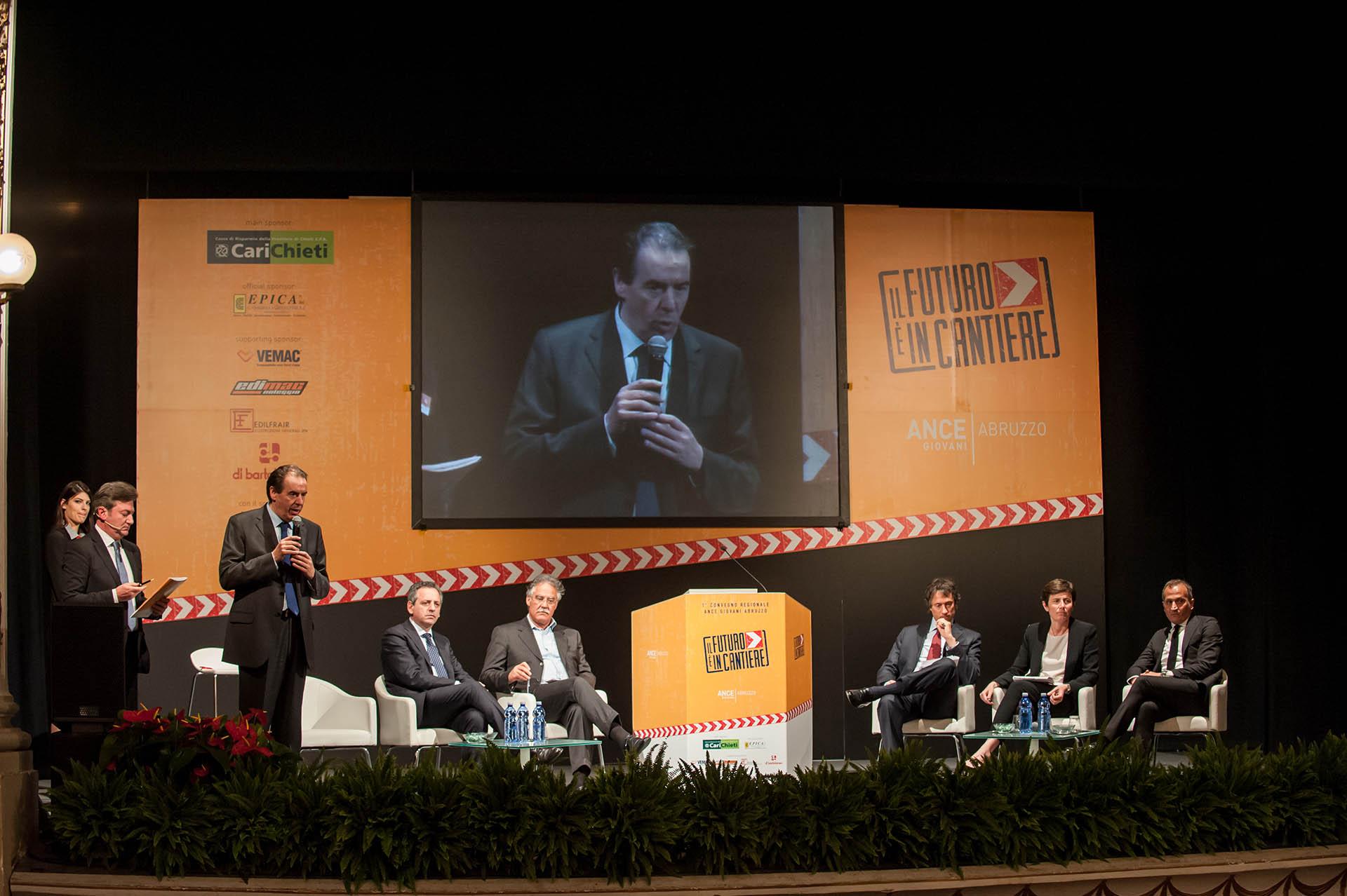 """Ance Pescara, Evento """"Il Futuro in Cantiere"""""""