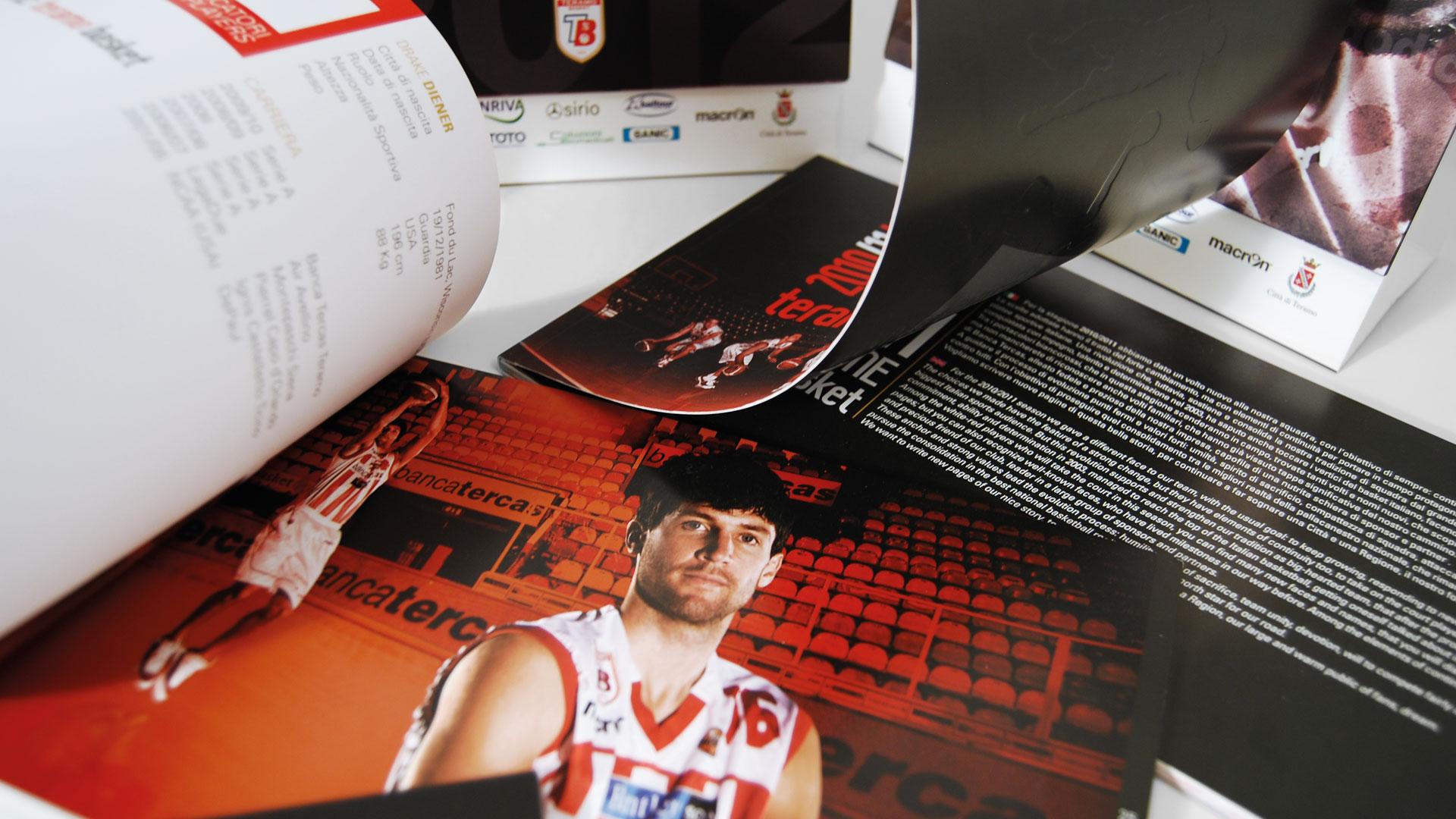 Teramo Basket, Lancio nuova stagione 2010/2011 – 2011/2012