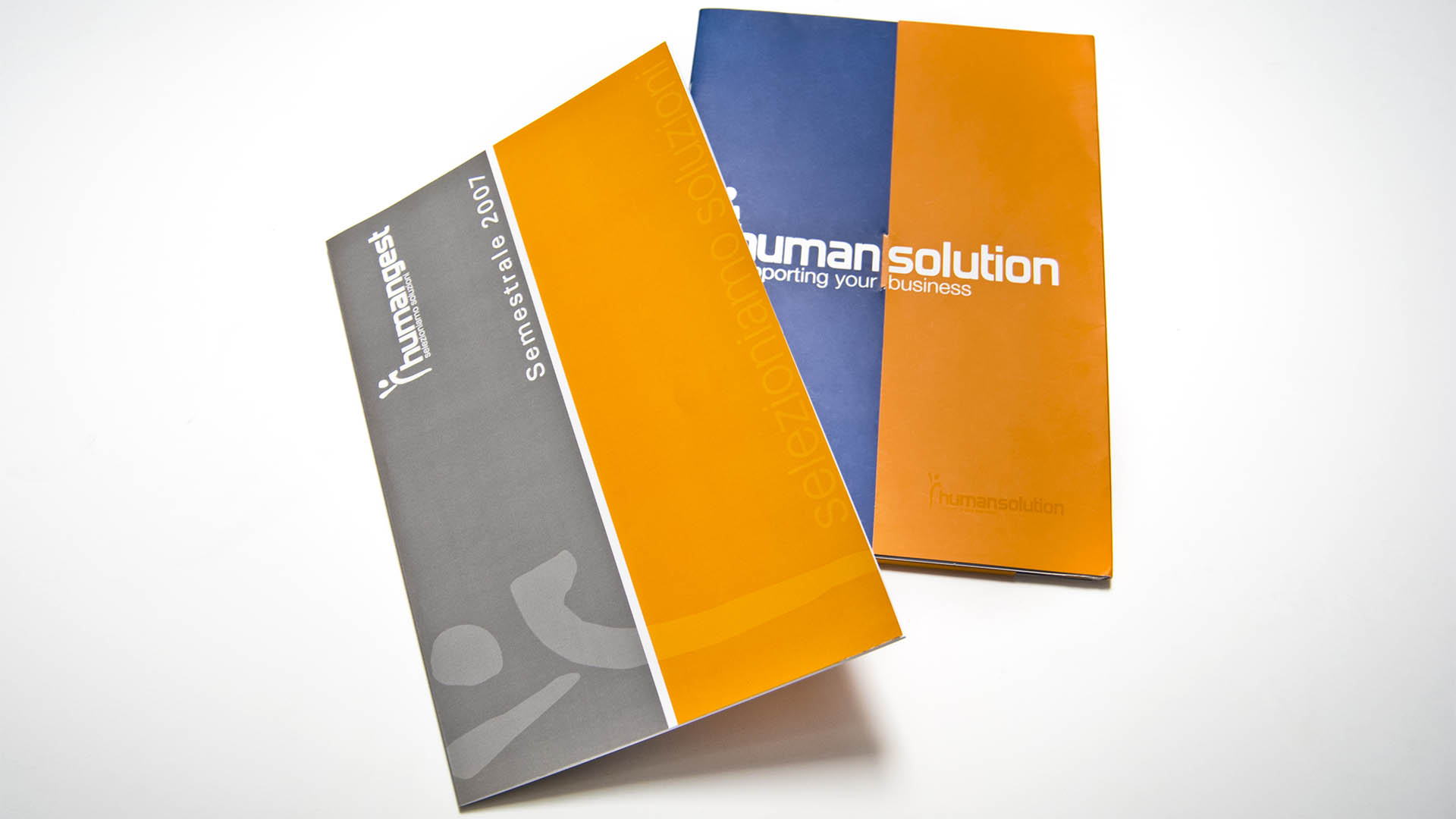 "Humangest, Brochure ""Humansolution"""