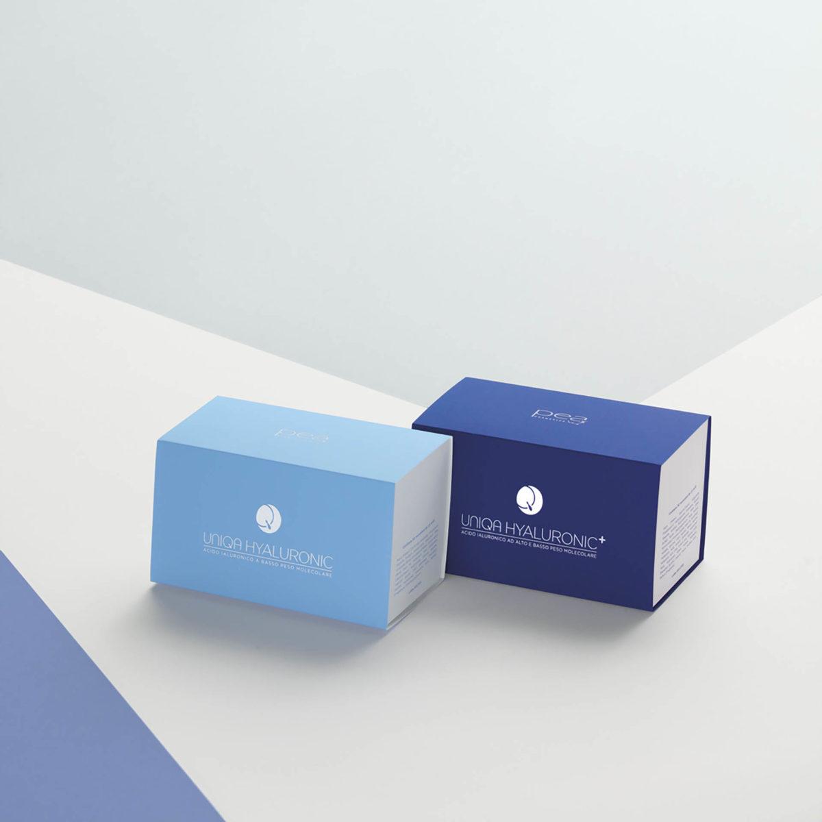 PEA Cosmetics, Pack