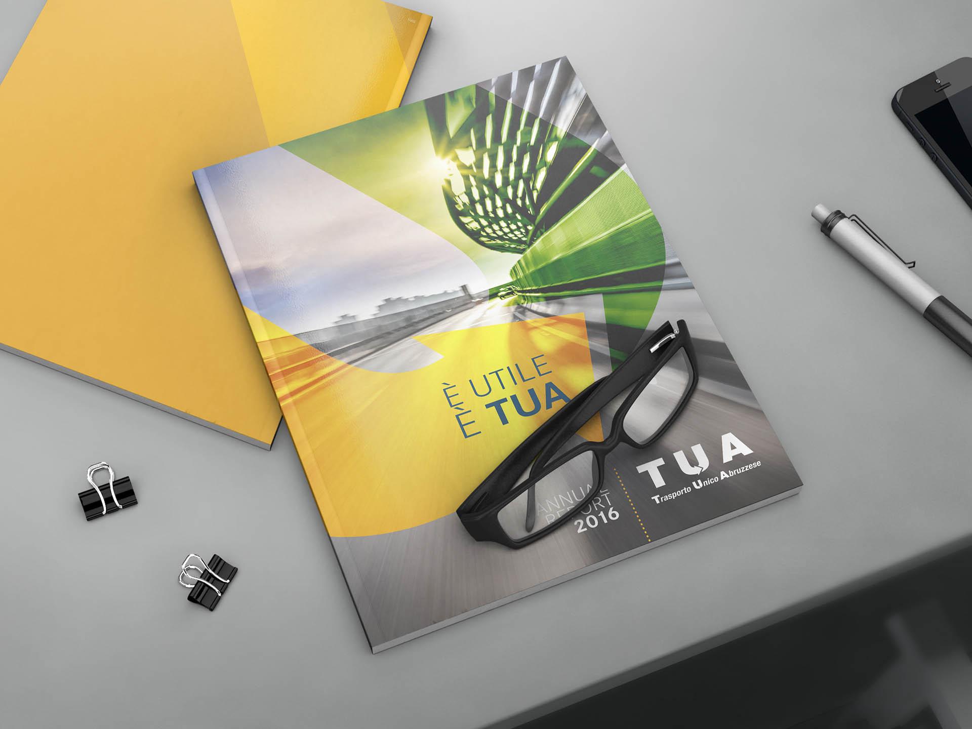 TUA, Annual report