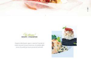 Degusto, Web site