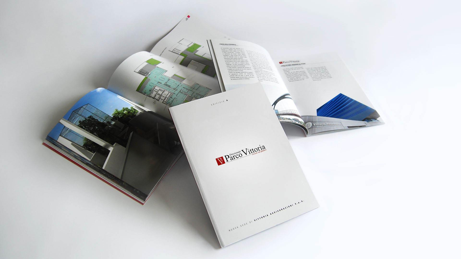 Parco Vittoria, Book