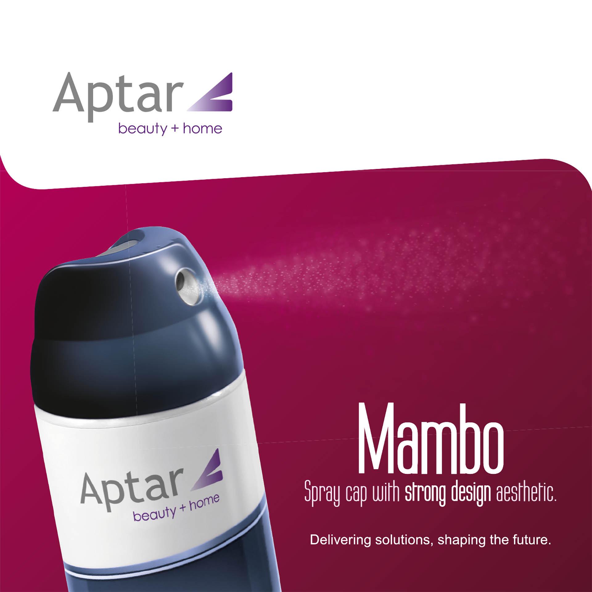 Aptar, Leaflet di prodotto