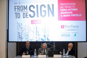 """Parco Vittoria, Evento """"From Sign"""""""