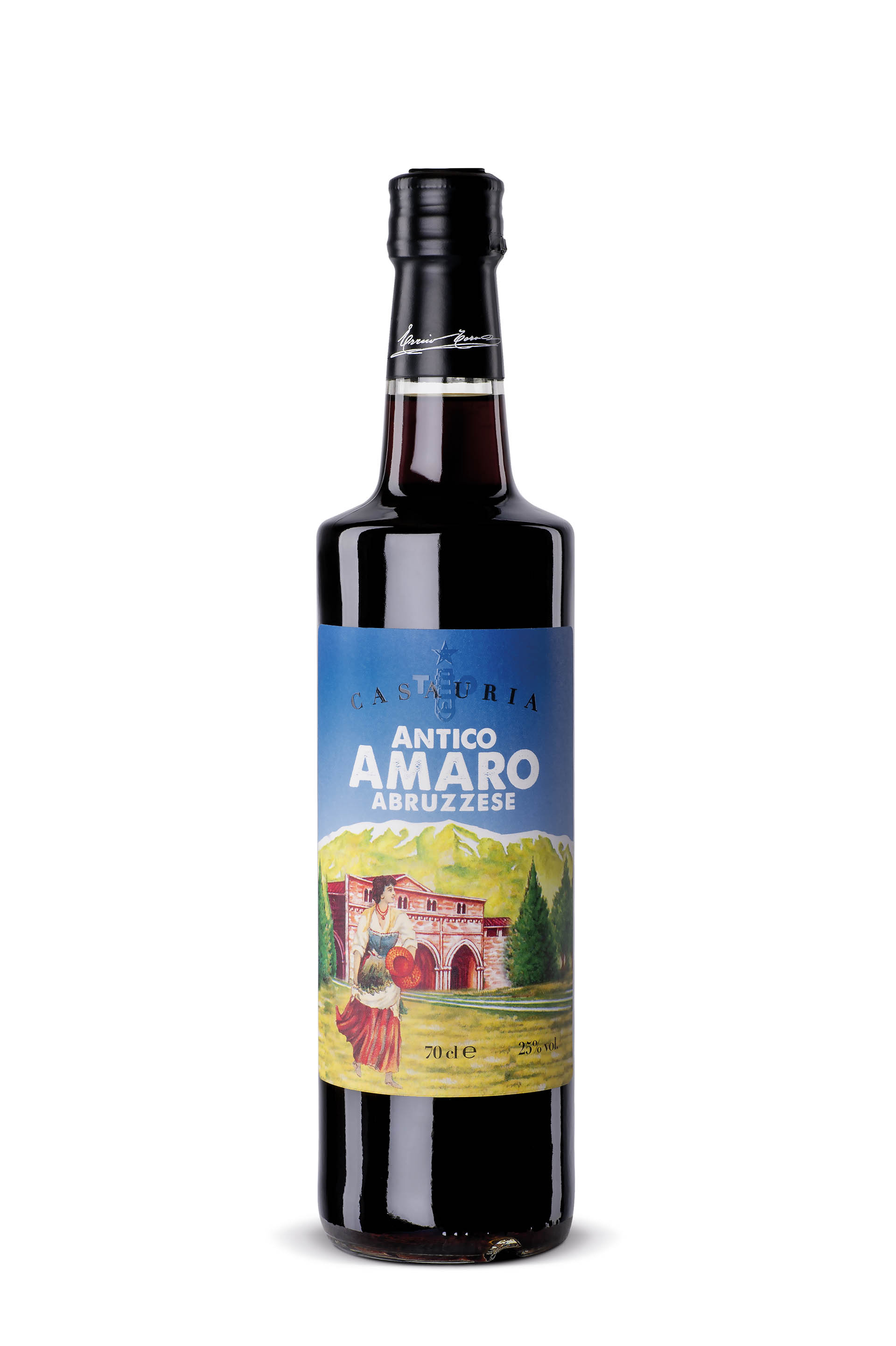 """Liquori Toro, Etichette """"Casauria"""""""