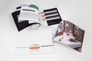Secilflex, Catalogo prodotti