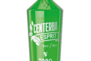 """Liquori Toro, Etichette """"Centerba Esprit"""""""