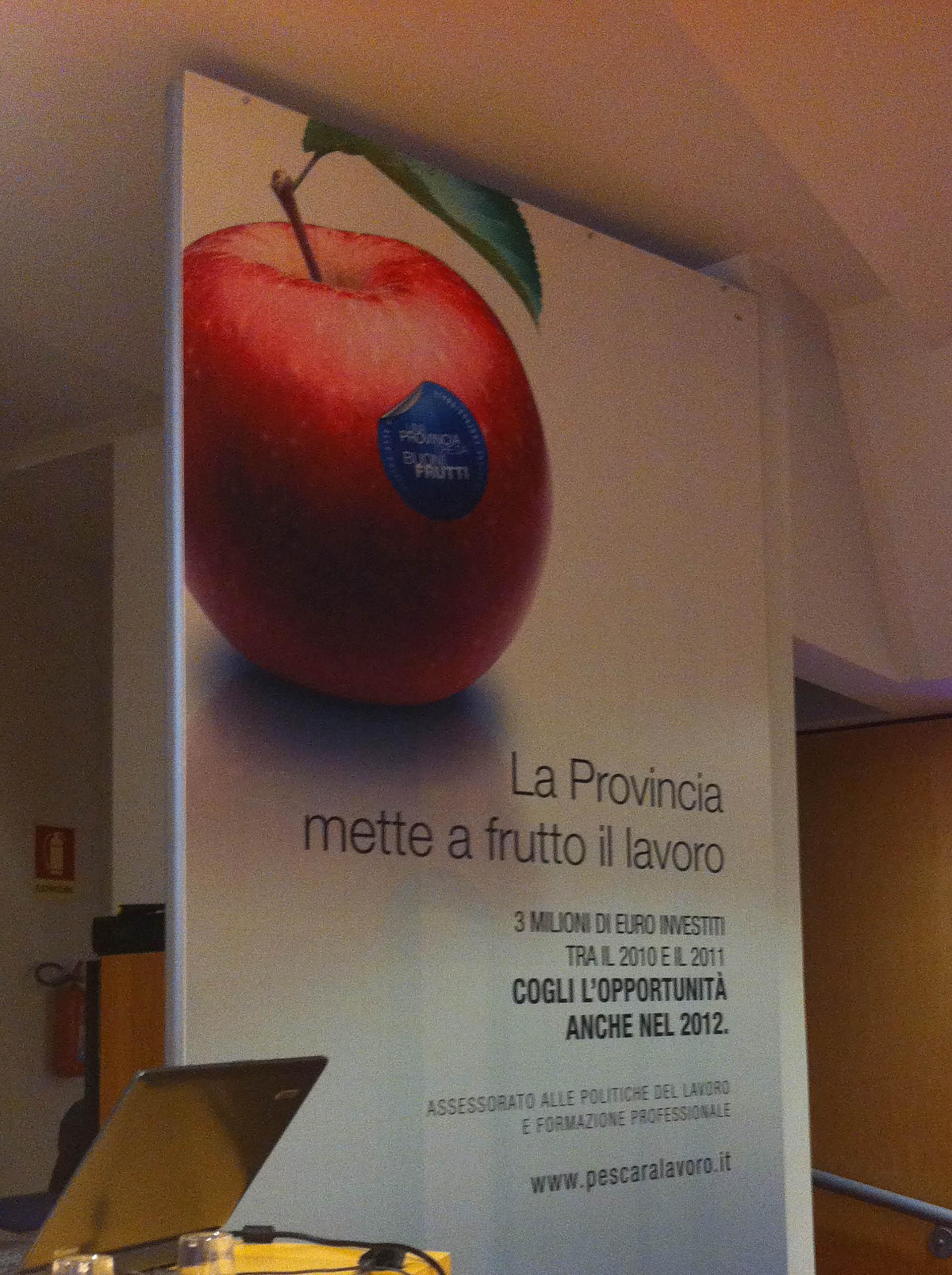 """Provincia di Pescara, Evento """"Lavoro e Formazione"""""""