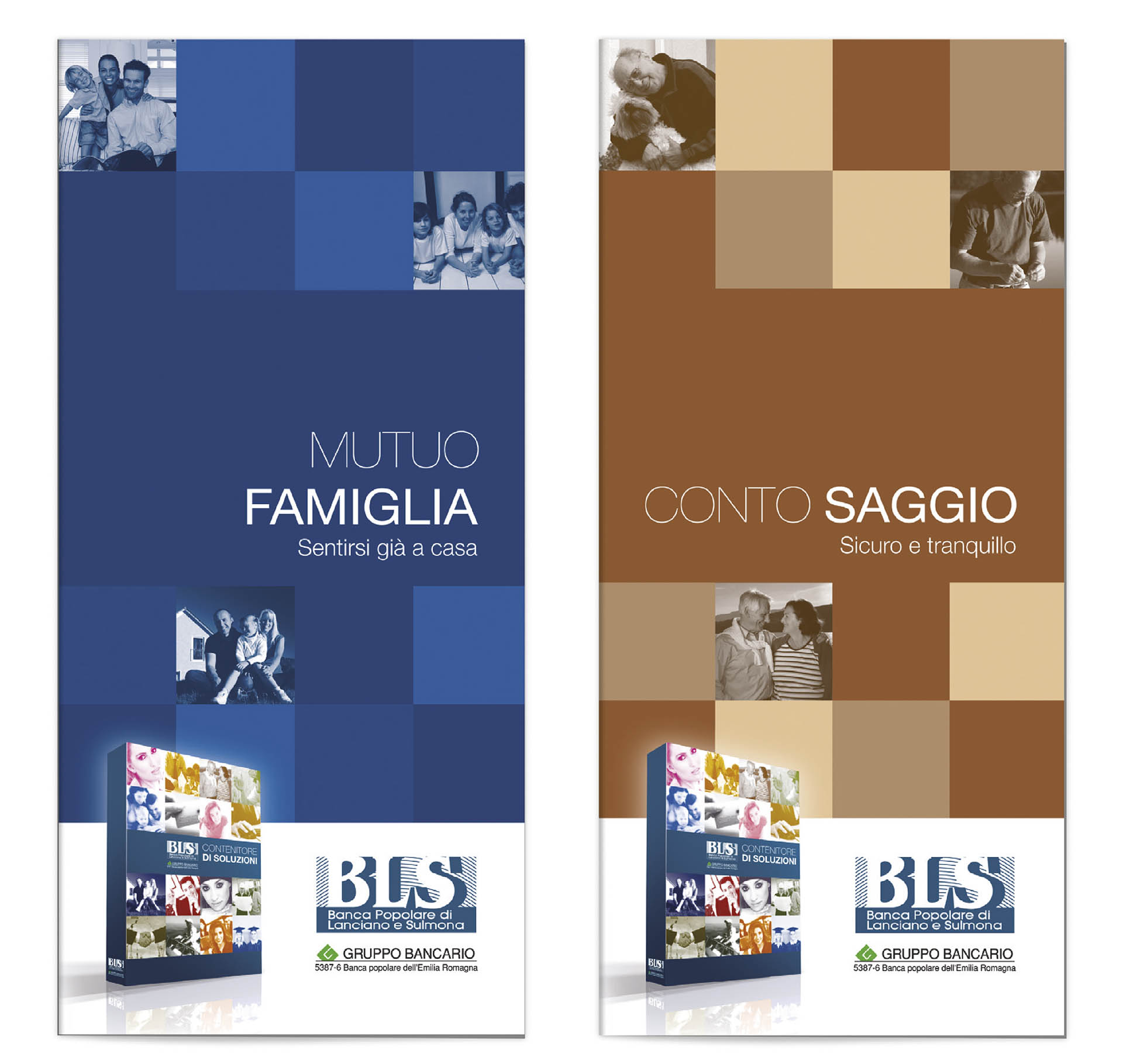 BLS, Leaflet informativi