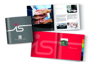 Interservices leaving, Leaflet informativi