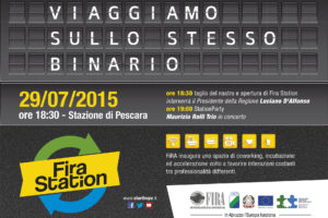"Fira, Progetto ""Start Up Start Hope"""