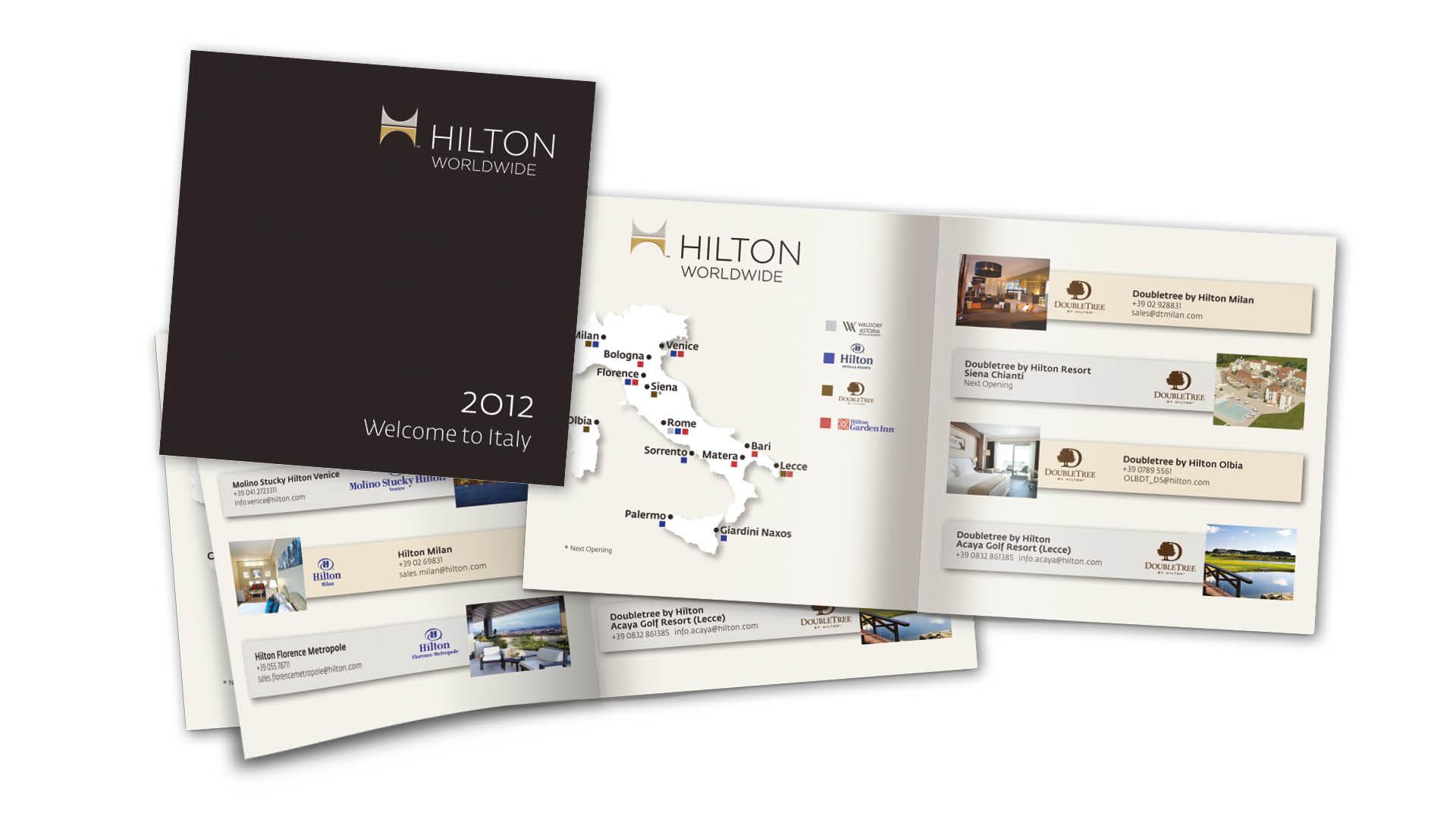 Hilton, BTL