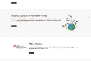 Smartpeg, Web site