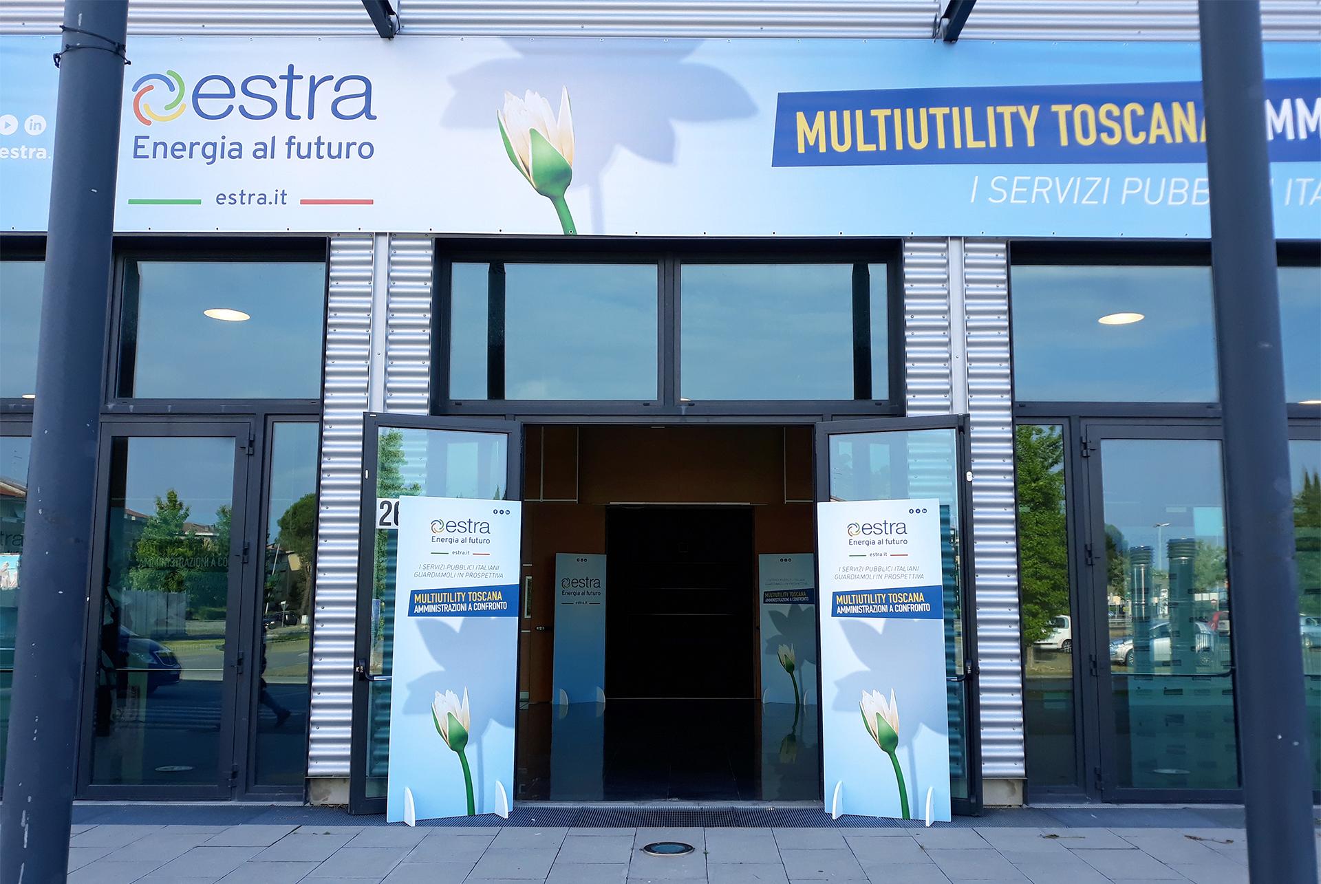 """Estra, Evento """"Multiutility Toscana"""""""